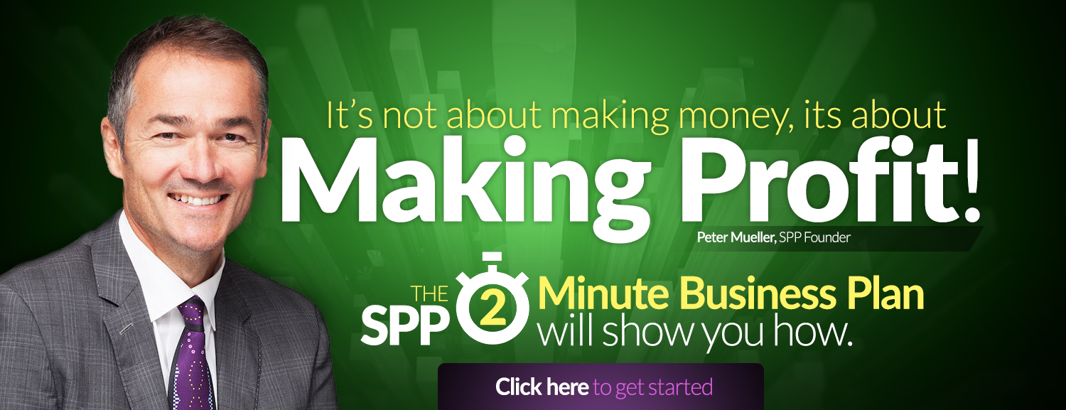 SPP 2 Minute Business Plan